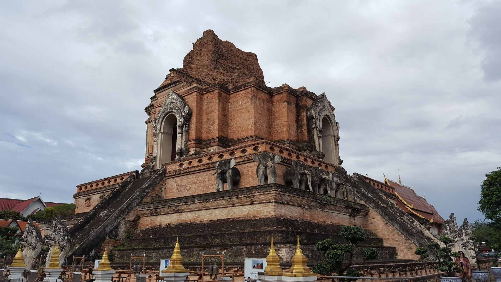 tempio cHIANG Mai