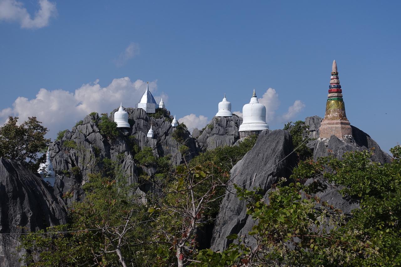 templi cosa vedere a Lampang