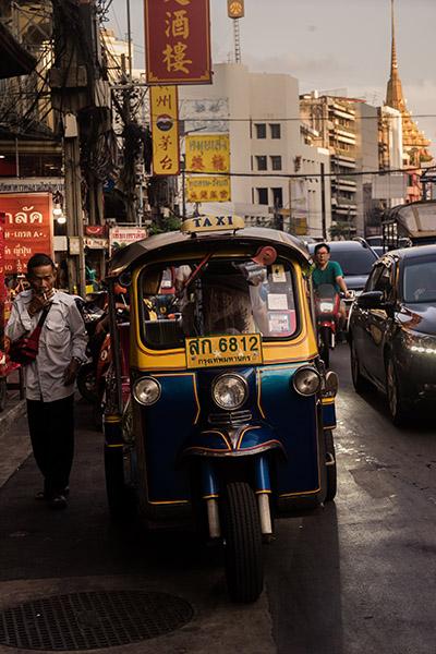 strada di Bangkok