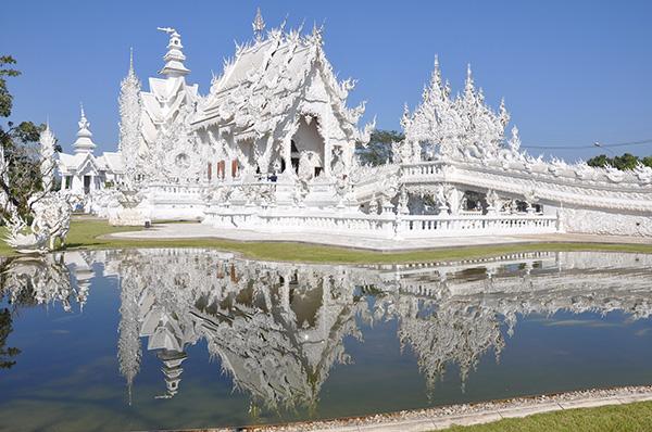 Chiang Rai - tempio bianco