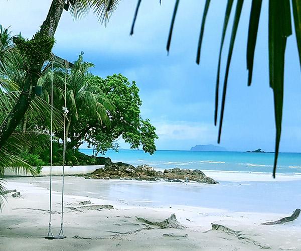 Pattaya Costa orientale Thailandia