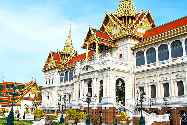 tour palazzo reale bangkok