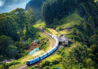 Tour in treno di Lampang
