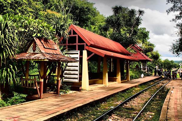 treno per Lampang