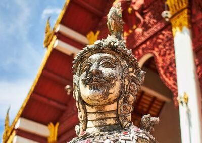 Tour di Wiang Kum Kam