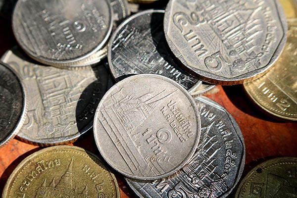 valuta Thailandia