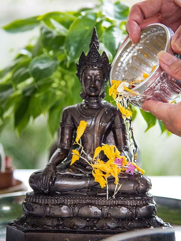 capodanno buddhista