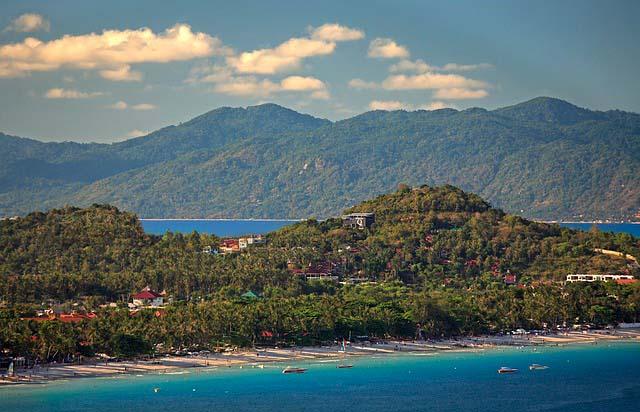 isola Koh Smaui